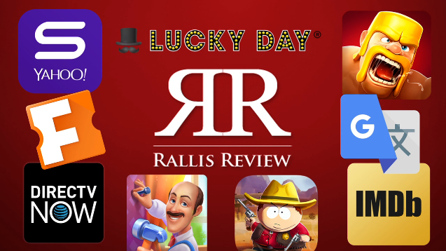Episode 13 — Rallis Review