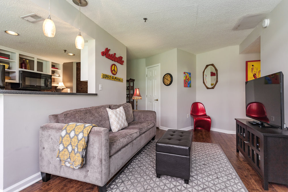 Music City Suites - One Bedroom