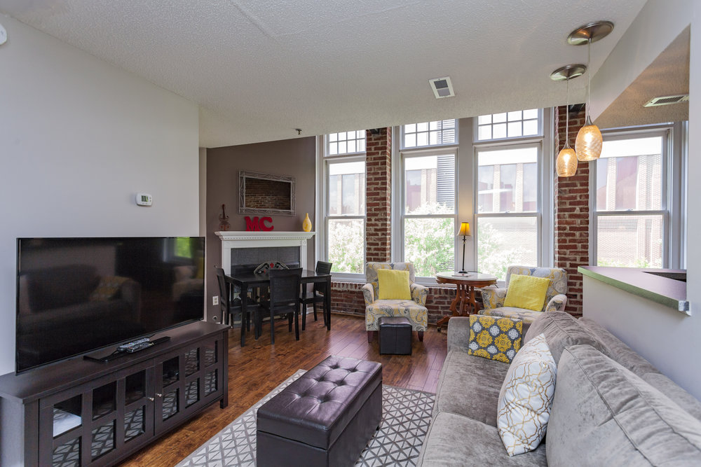 Downtown Nashville Apartments for Rent