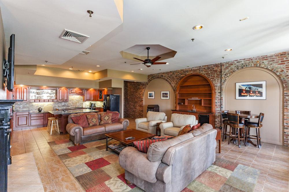 Luxury rental in Nashville
