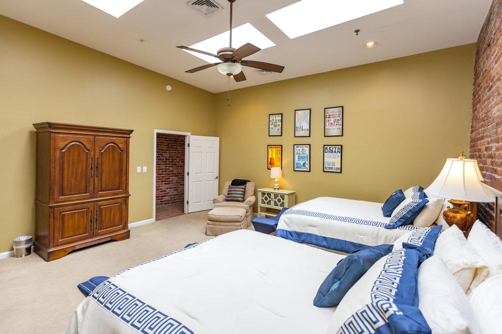 Private bedrooms in Nashville