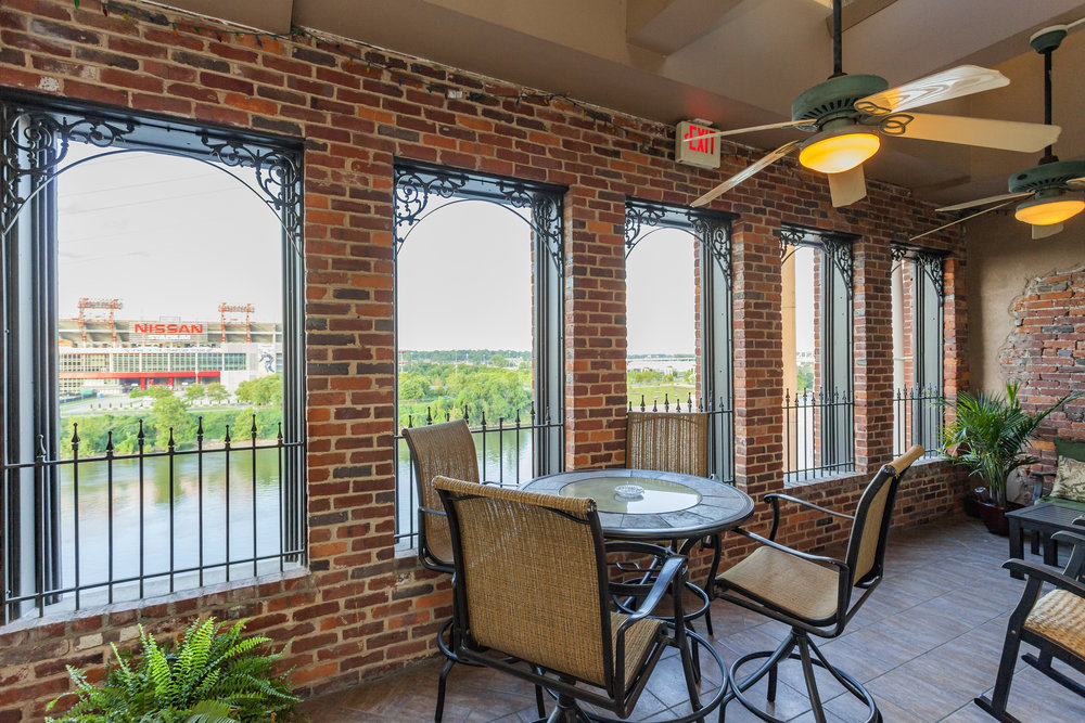 Balcony apartment Nashville