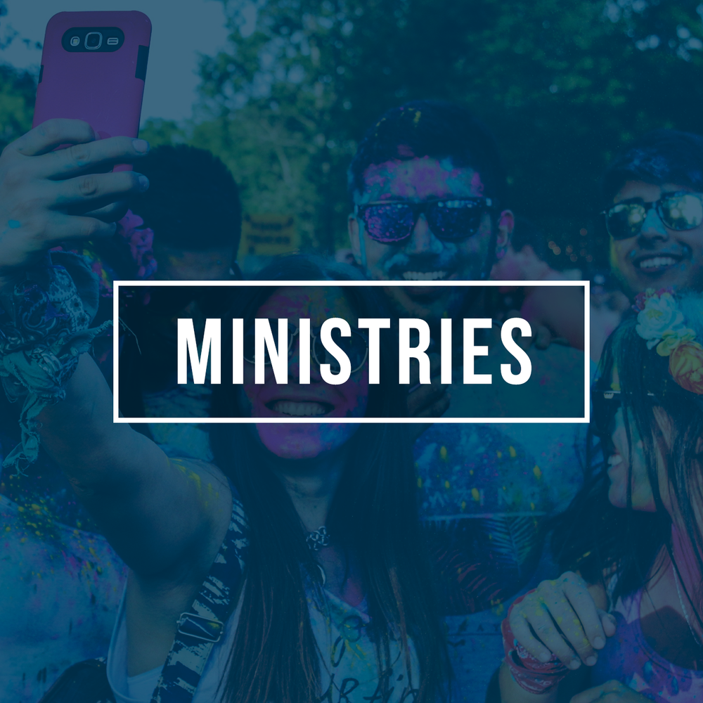 Ministries - We have excellent ministries for all age groups where you can find out more about God's love, grow in faith or find a place to serve.