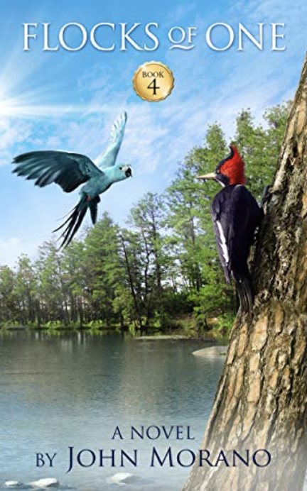 Book 4 in the Eco-Adventure Series: Flocks of One