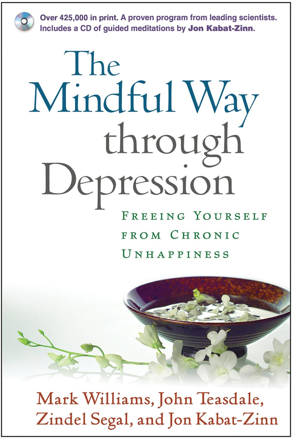 The mindful way through depression - This book was recommended to me by a PhD student, and I was encouraged to read this even if I do not suffer from depression. It apparently offers insight into dealing with issues that affect our mood, and it gives recommendations for building resilience and overcoming challenges in life.