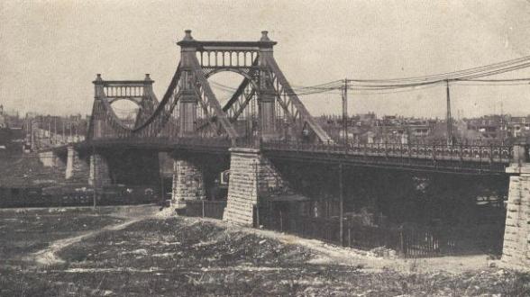 New bridge will mimic old