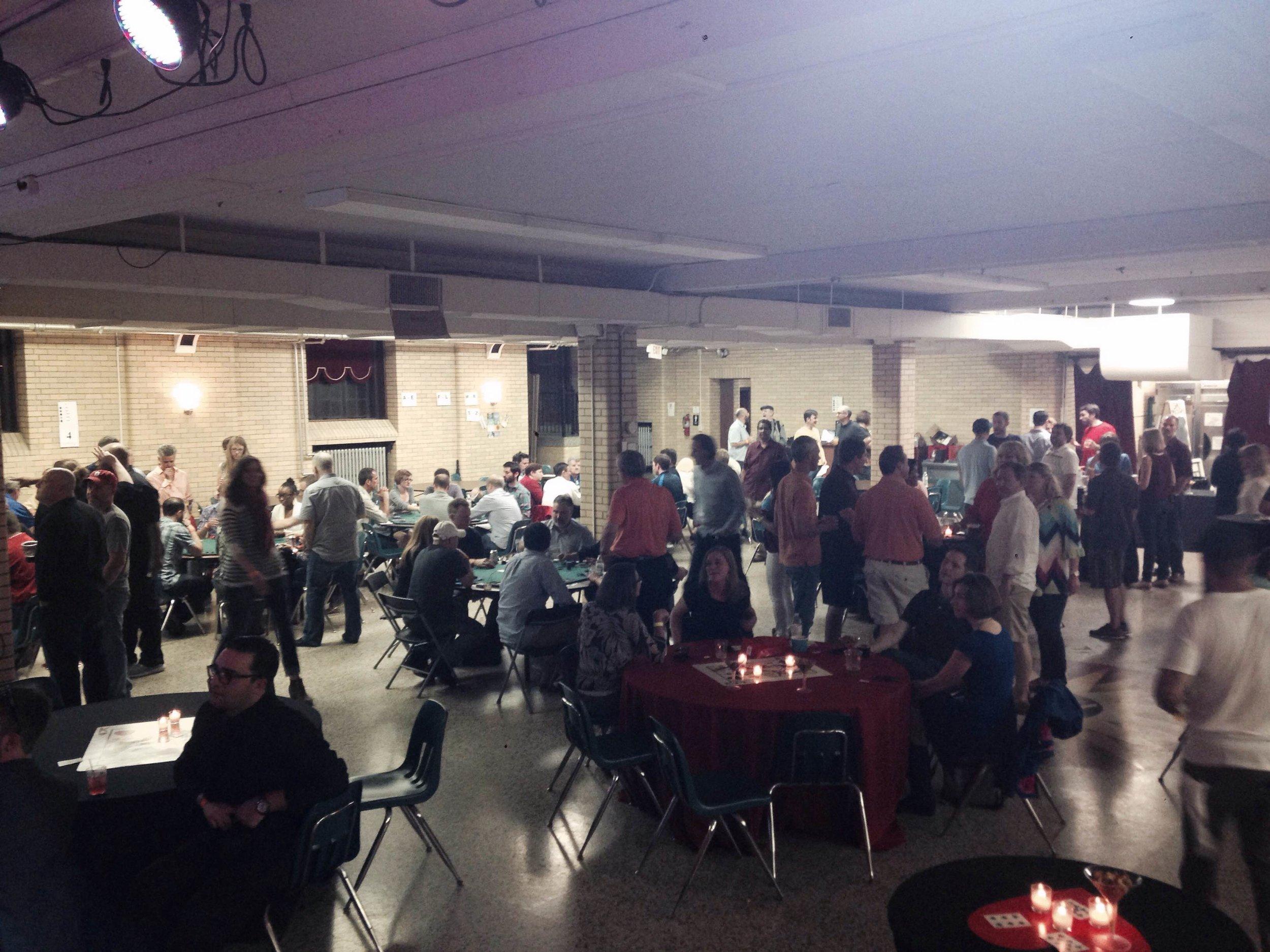 TGNCDC Poker Fundraiser 2014