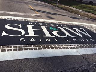 Shaw Crosswalk