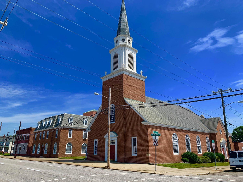 The HRF Building Fund — Hampton Roads Fellowship