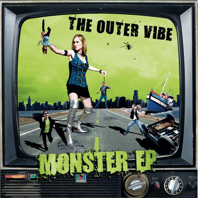 Monster EP (2009)