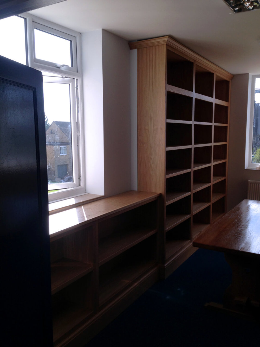 Commissioned library