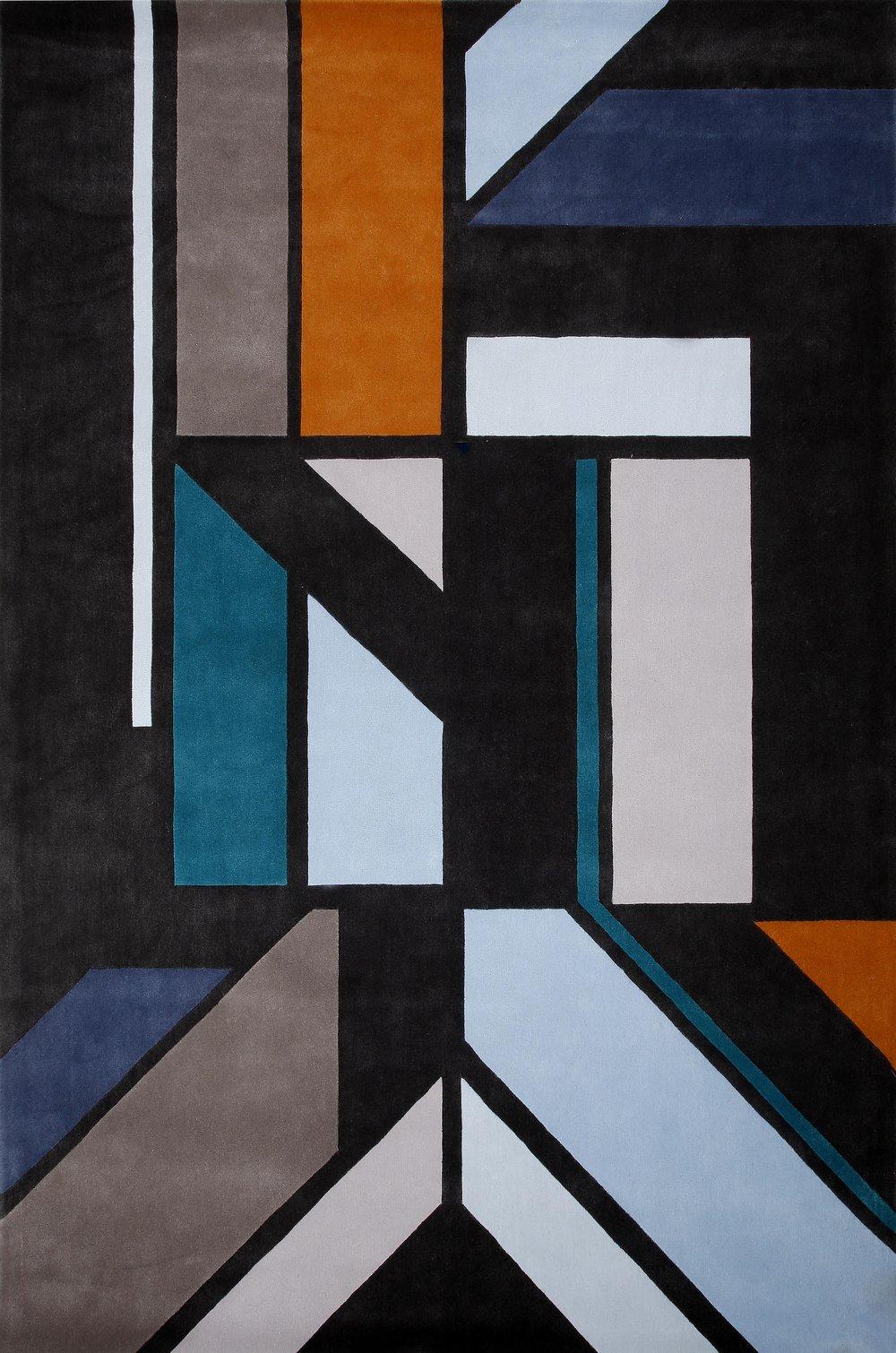 2012 FINALIST - Dynamic Geometry by Jade Nottage