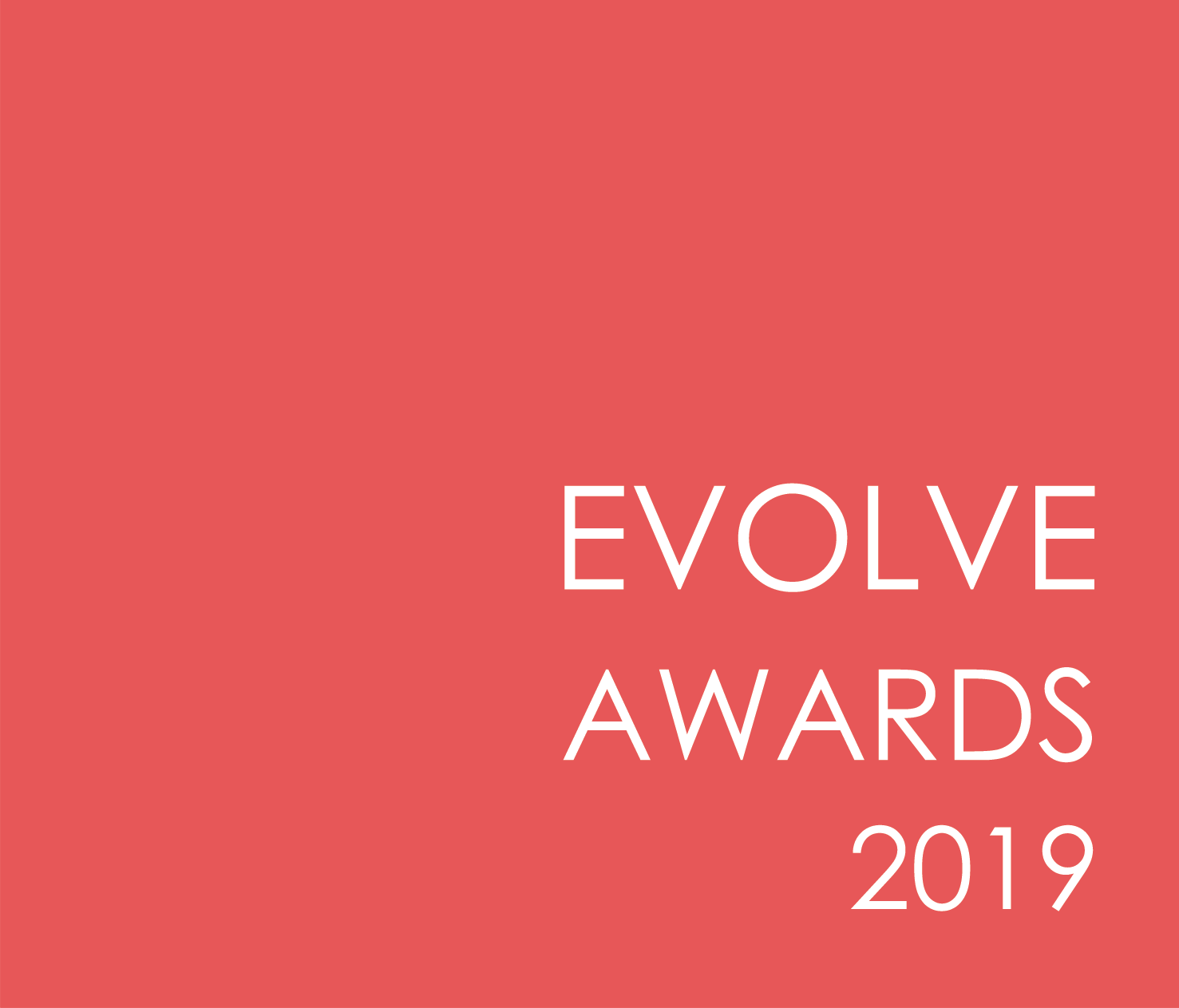 Designer Rugs Evolve Awards 2019