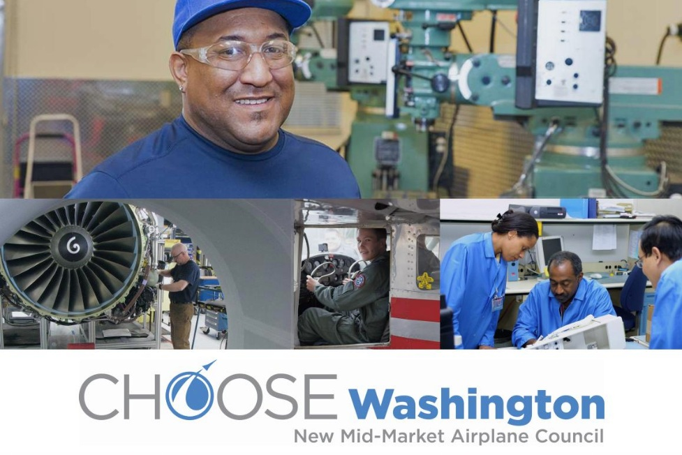Aerospace Workforce Development strategy & recommendations - The Center of Excellence for Aerospace and Advanced Manufacturing contributed to the creation of Choose Washington's Aerospace Workforce Development Strategy & Recommendations in November 2018.