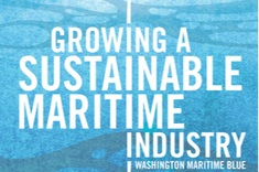 Washington Maritime Blue - Washington's maritime sector is a global leader in sustainability. Washington Maritime Blue is a strategy to accelerate innovation and create the nation's most sustainable industry by 2050.