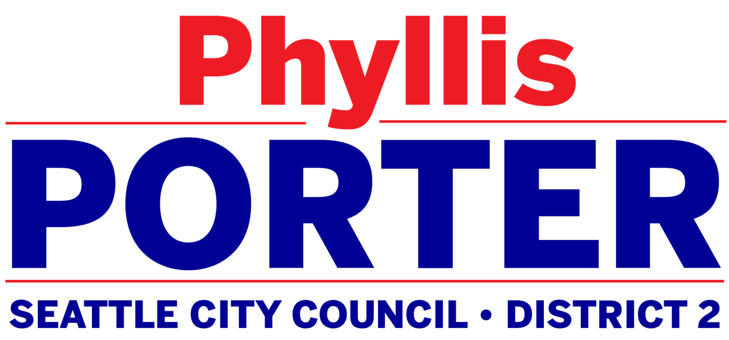 Phyllis Porter for Seattle City Council District 2