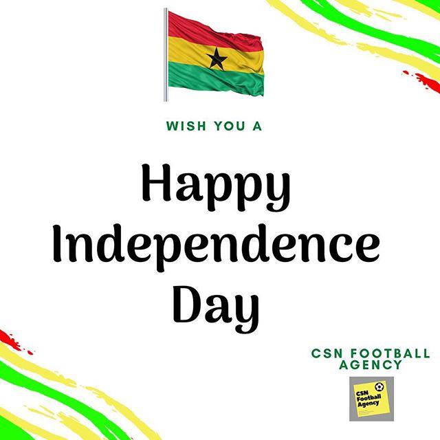 Happy Independence Day 🇬🇭 #BlackStar #BlackStarofAfrica #Ghana
