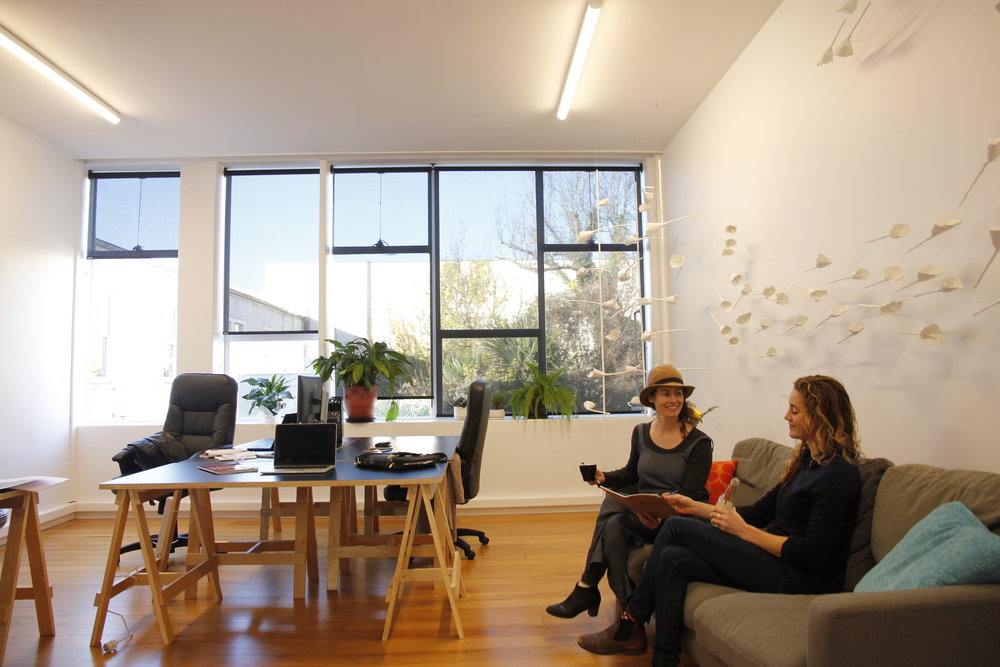 co-working space - In the heart of Nelson