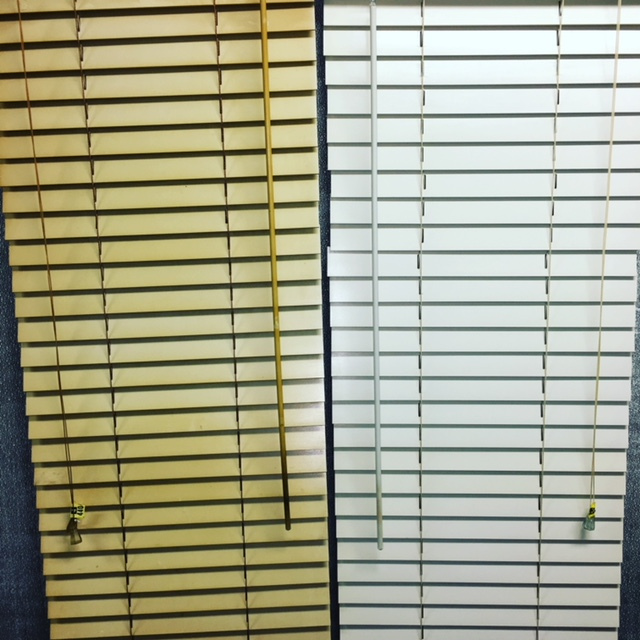 We Clean Every Type of Blinds! - At Lovitt Blinds & Drapery, we make getting your blinds & window shades cleaned easier than ever! Our team is highly experienced and capable of restoring nearly any type of blinds to a clean & beautiful new-like condition. Whether you come to us or need us to come to you, you can expect quality service & at an incredible price as we ensure your window blinds will look like new again!