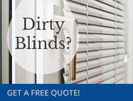 Got Dirty Blinds? - Why Should You Clean Your Window Blinds?Window blinds are often ignored or forgotten as part of a regular cleaning routine. However, blind cleaning is essential to maintain a healthy & beautiful home or office interior.