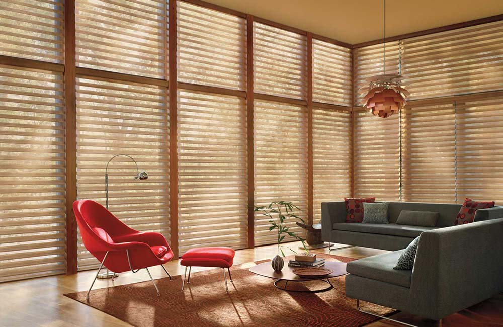 Silhouette® Shades. Windows That Glow… -