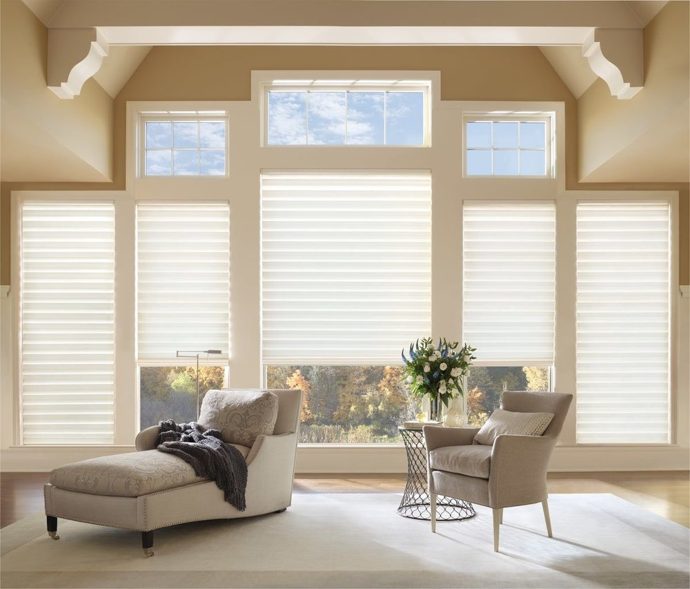 Solera® Soft Shades -Lovitt blinds & drapery carries the full collection