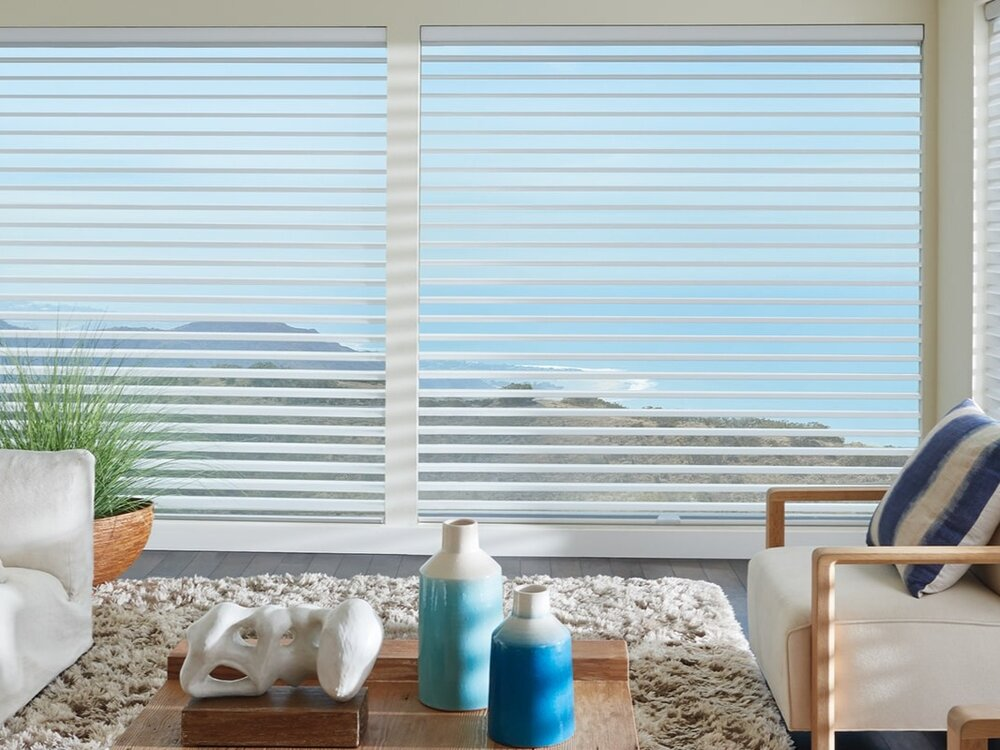 Silhouette ClearView™ Shadings