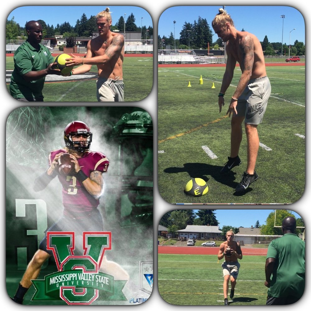 JETT EVEN- TIGARD HS- FOOTHILL JC- MISSISSIPPI VALLEY STATE