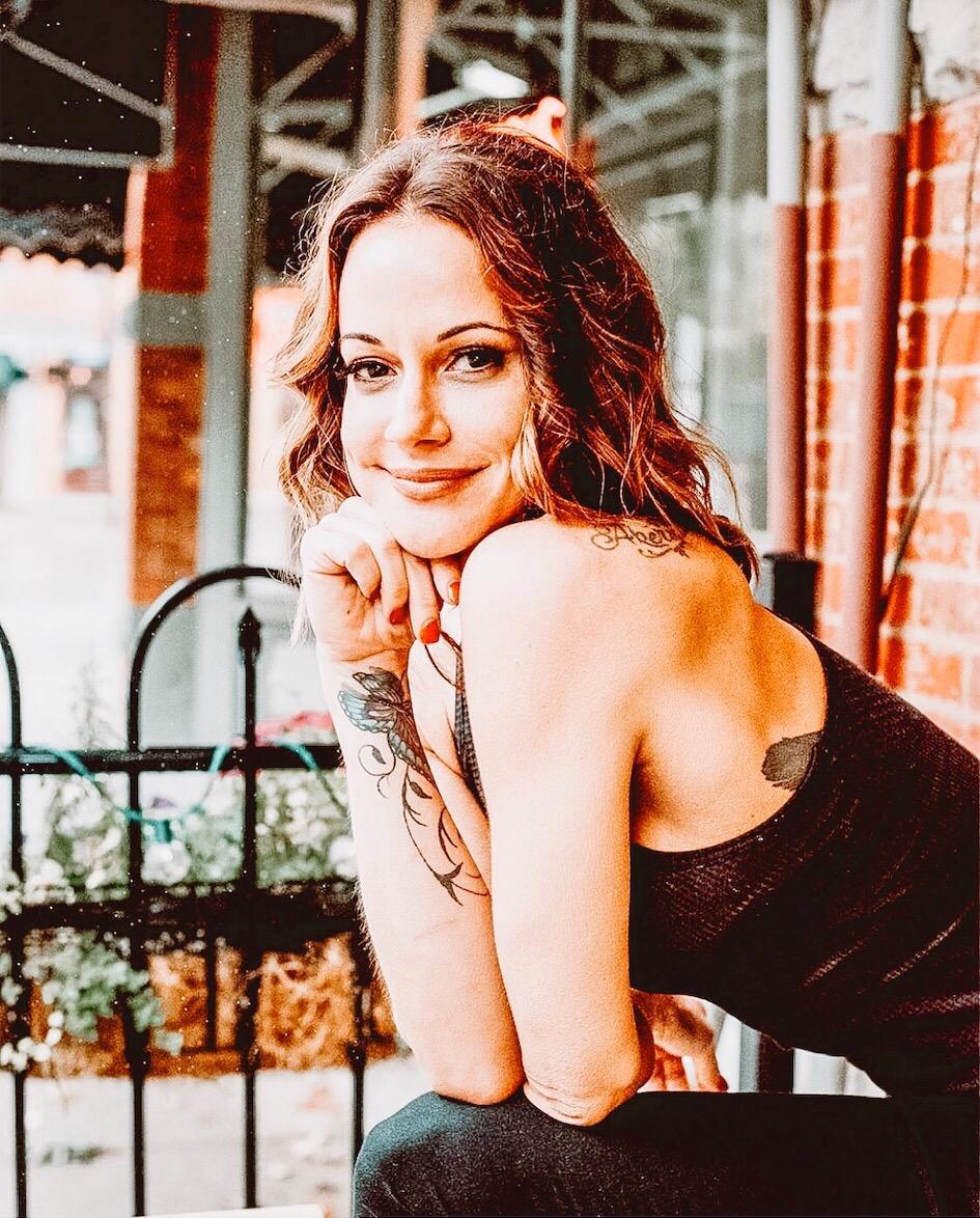 Meet Diana - www.breathlessyoga.com