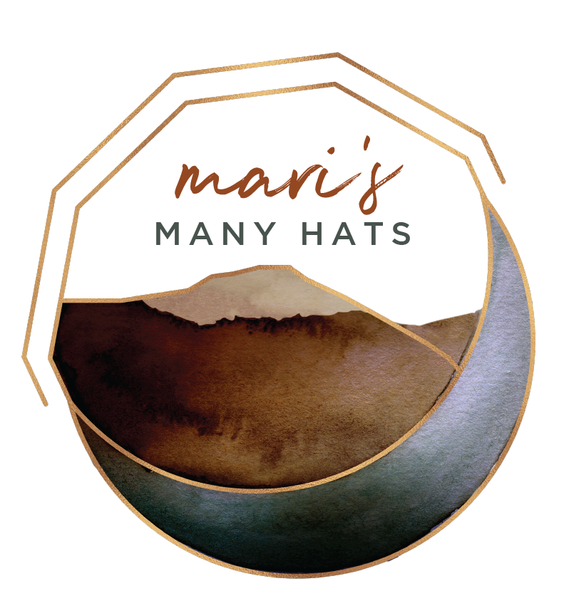 Mari's Many Hats
