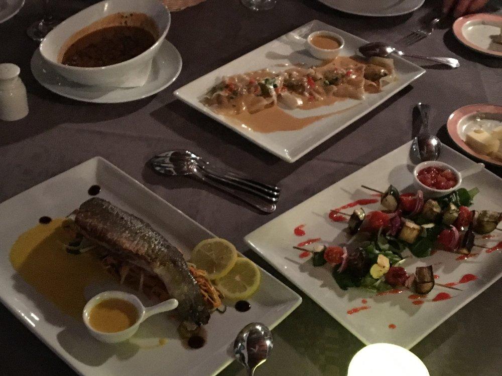 Dinner in St. Martin - 55 by 55 Travel