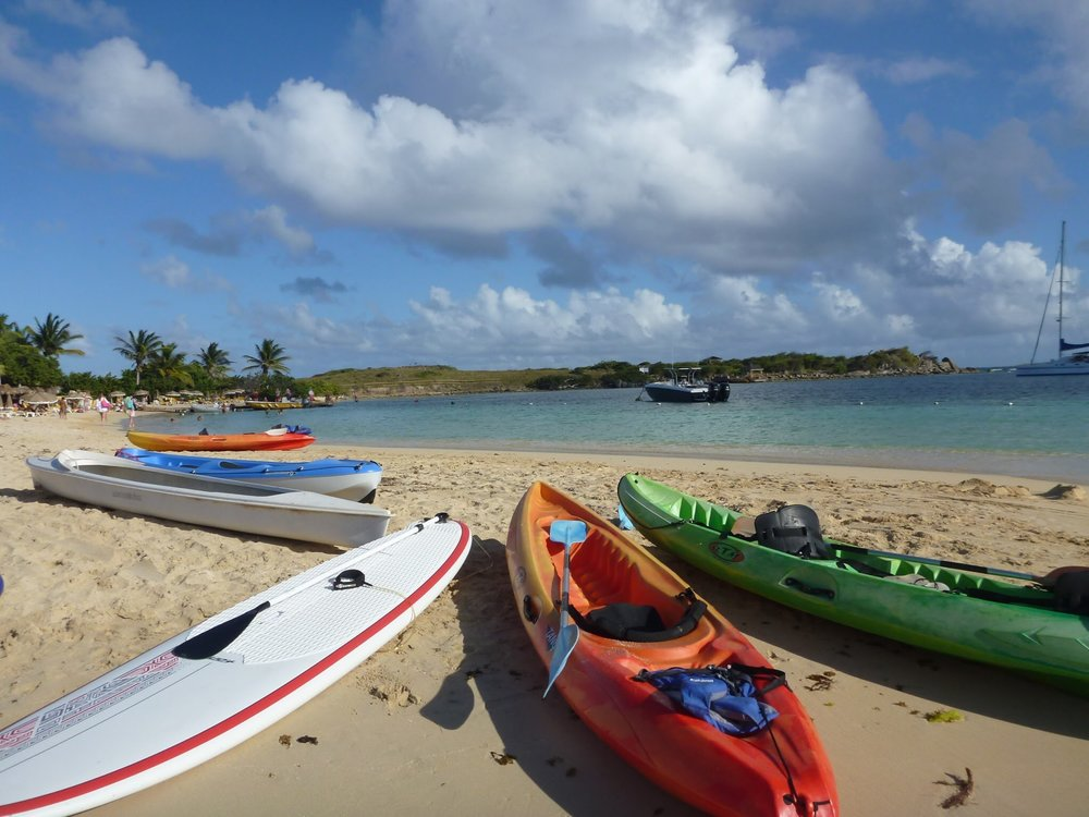 Kayaks - St. Martin - 55 by 55 Travel