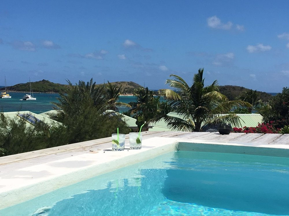 Poolside - St. Martin - 55 by 55 Travel