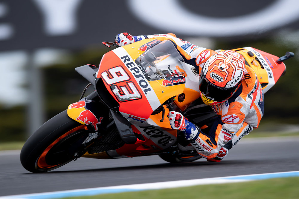 Marc Marquez (image by Steven Markham/ Speed Media)