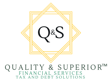 Q&S Financial Services: Tax and Debt Solutions