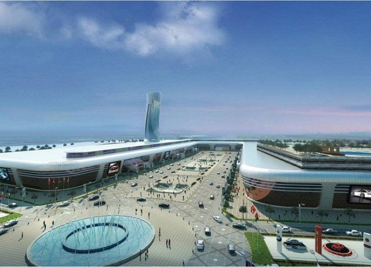 Abu Dhabi National Exhibition Centre (ADNEC)