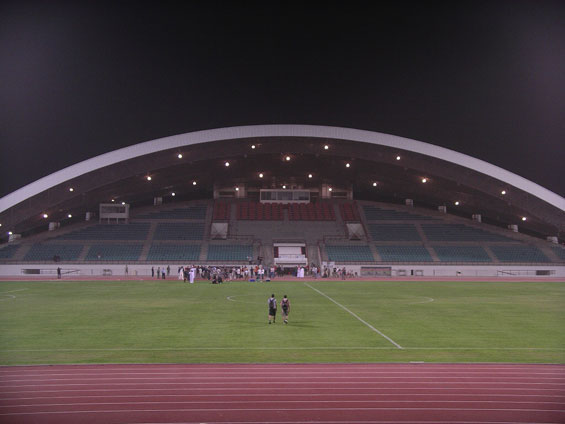 Dubai Police Club Stadium