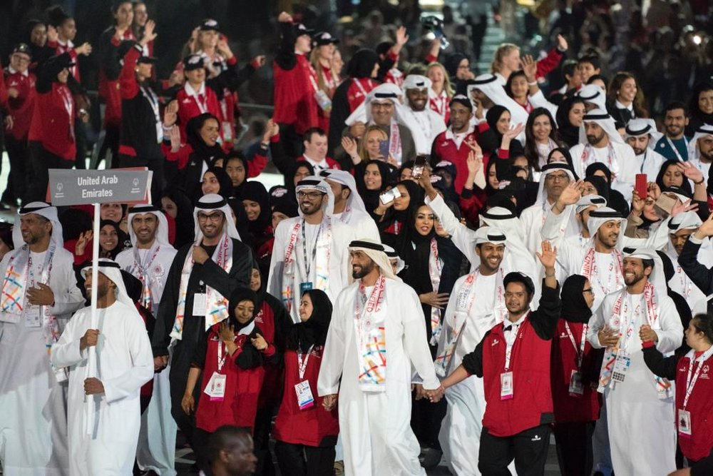 Athletes Parade