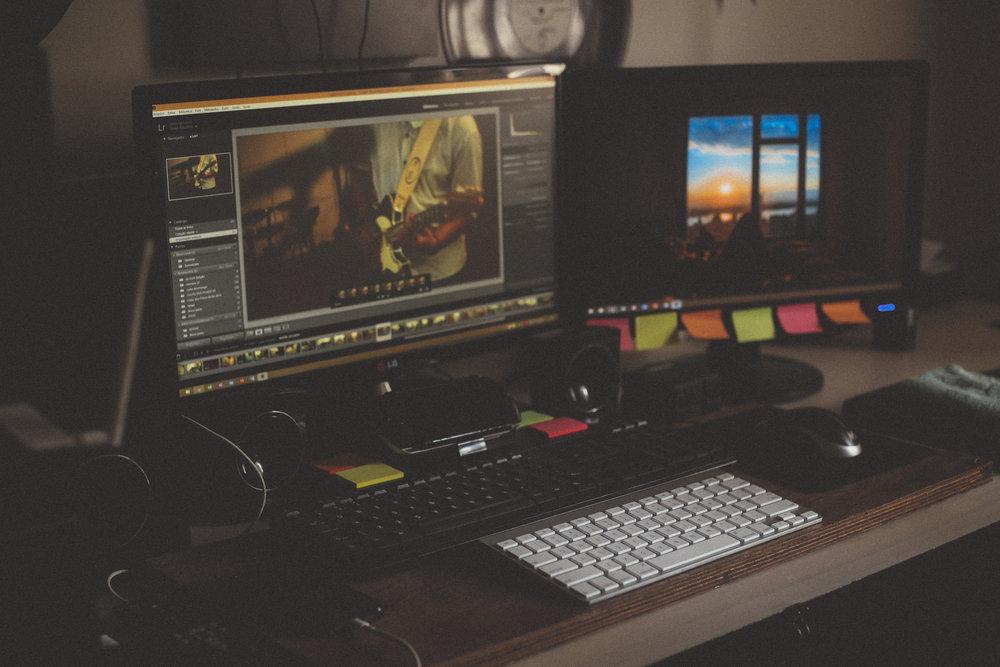 VIDEO EDITING - CREATIVE VIDEO EDITING