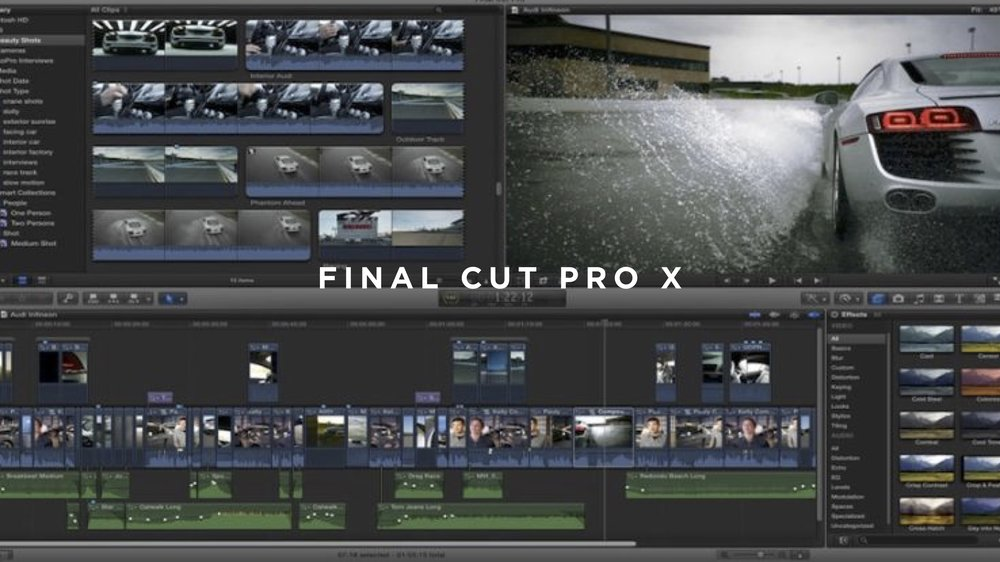 Essex Video Editing Services
