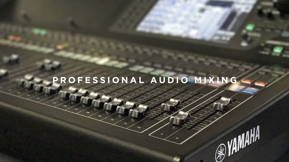 Professional Essex Video Editing