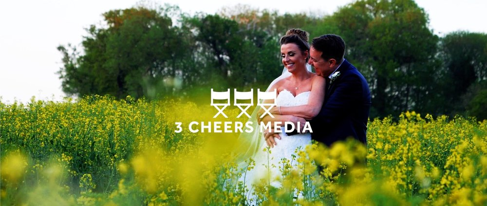 Essex Wedding Videos 3 Cheers Media