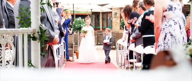 Ashwells Brentwood Ceremony