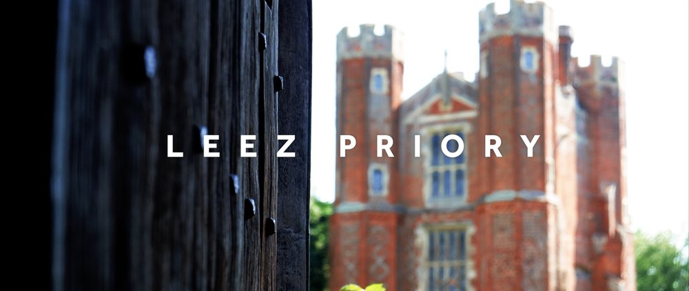 A Leez Priory Wedding Trailer