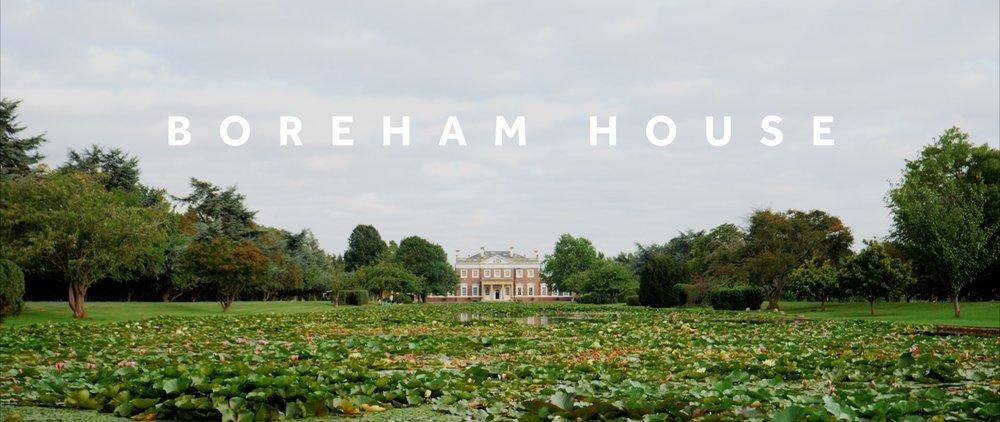 Boreham House Wedding Venue