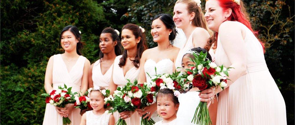 Boreham House Bridal Party