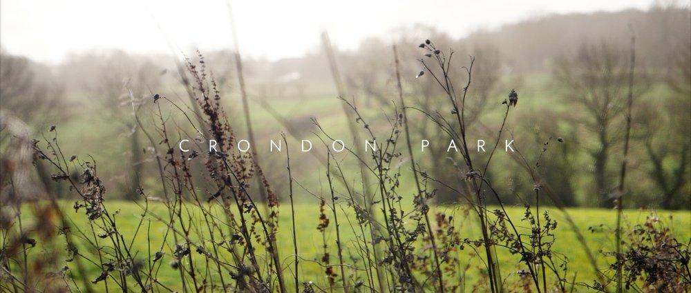 Crondon Park Christmas Wedding Setting