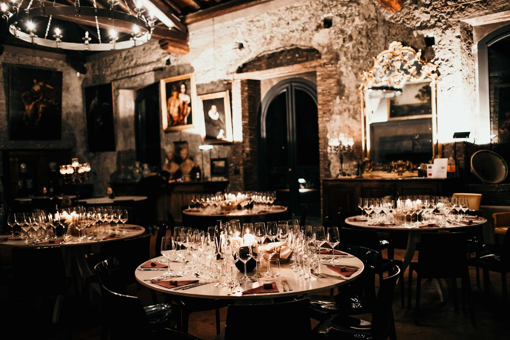 customized private events sicily