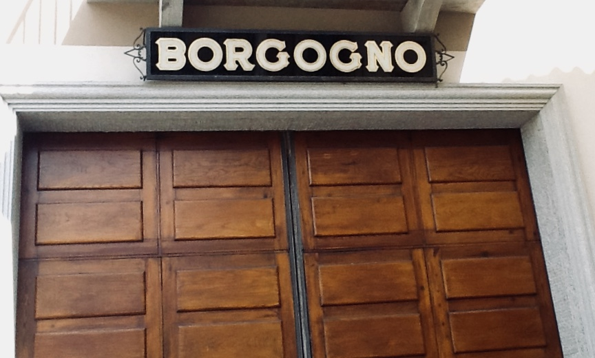 Barolo Wine Tasting Room Borgogno