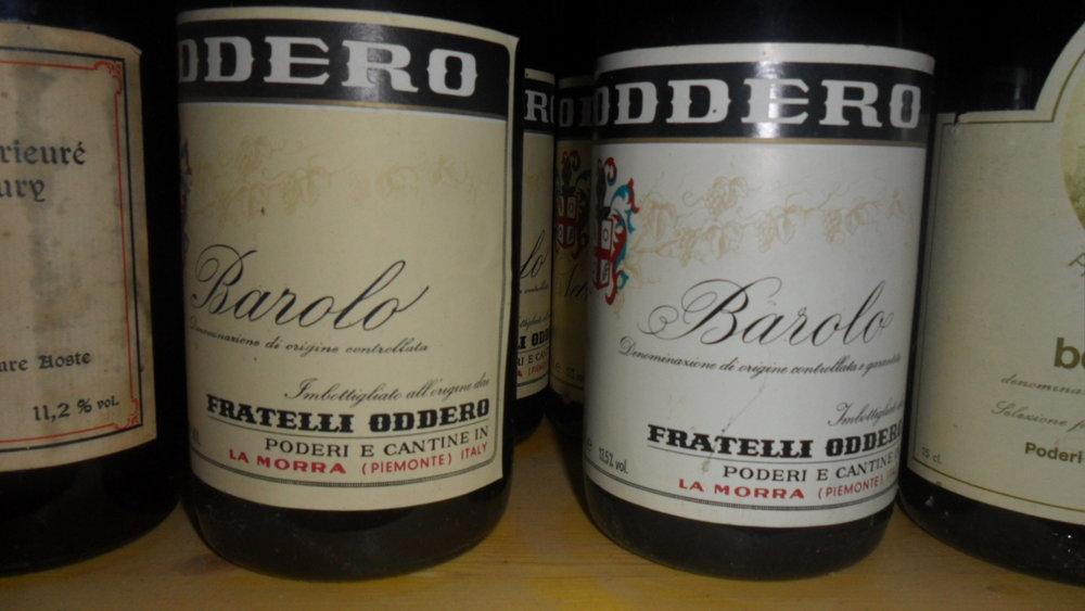 Barolo Oddero